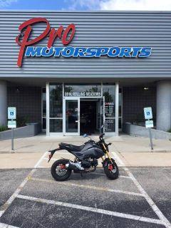 2018 Honda GROM Street / Supermoto Motorcycles Fond Du Lac, WI