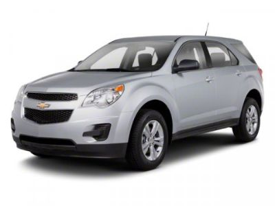2010 Chevrolet Equinox LT (Silver Ice Metallic)