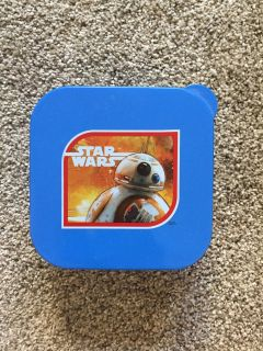 SMALL STAR WARS CONTAINER