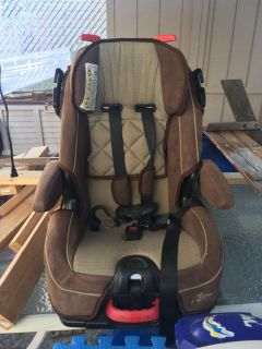 Car seat for up to 110lb