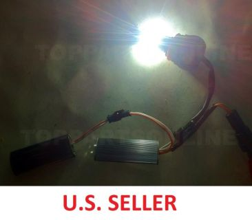 Buy 20W BMW Super Bright H8 LED MARKER Halo Ring E60 5,6,X,Z SERIES Error Free motorcycle in Garden Grove, California, US, for US $58.95