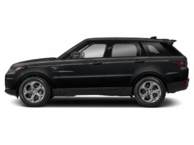2019 Land Rover Range Rover Sport HSE (Santorini Black Metallic)