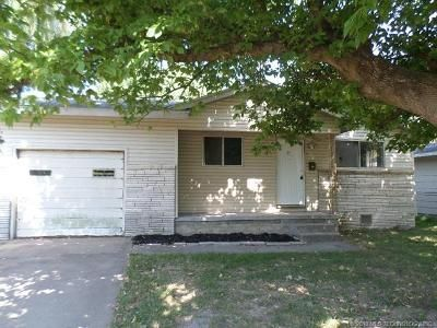 3 Bed 1 Bath Foreclosure Property in Miami, OK 74354 - North St NW