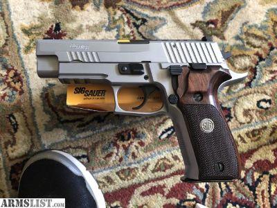 For Sale/Trade: WTT/S Sig P226 elite