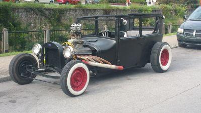 1927 Model T Rat Rod