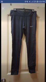 Workout tights- size large