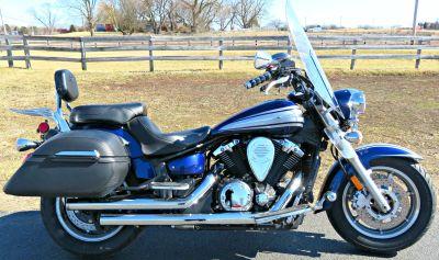 2009 Yamaha V Star 1300 Tourer Touring Motorcycles Marengo, IL