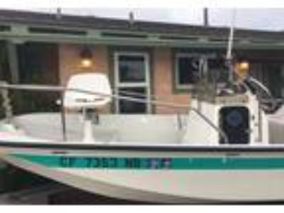 1987 Boston Whaler 17-Montauk- Power Boat in San Diego, CA