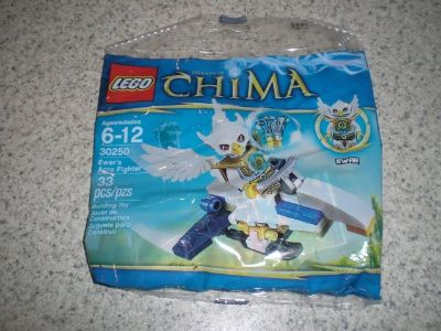Lego #30250 Chima Ewar's Acro-Fighter Polybag NEW