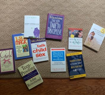 FREE !! Books for parents on raising kids