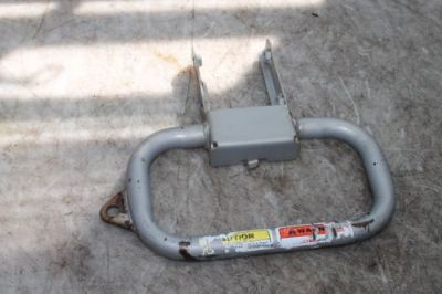 Buy 2003 BOMBARDIER RALLY 200 REAR BACK BUMPER GRAB BAR motorcycle in Dallastown, Pennsylvania, United States, for US $20.00