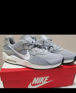 Nike Air Max Guile Running Shoes Wolf Grey/White