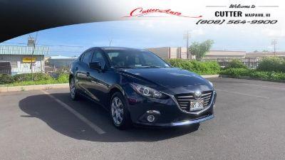 2015 Mazda Mazda3 i Sport (Deep Crystal Blue Mica)