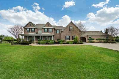 5802 Cox Farm Allen Five BR, WOW! 2 Acre lot! Absolutely perfect