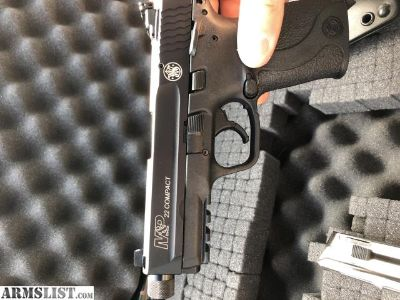 For Sale: Smith and Wesson compact .22