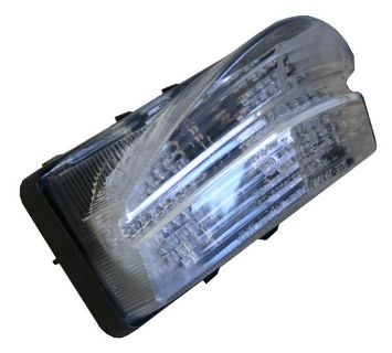 Purchase Bike-It Clear LED Rear Tail Light Honda CBR 600F4i 2001 2002 2003 motorcycle in Ashton, Illinois, US, for US $89.95
