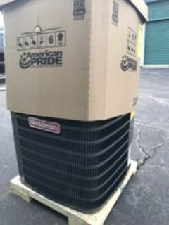 new Ac unit 2 ton