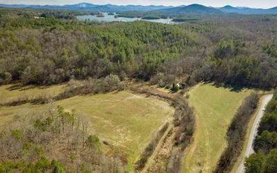 1218 W John Smith Road Blairsville, Incredible Farm with