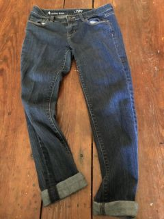 And Taylor Loft size 4 jeans