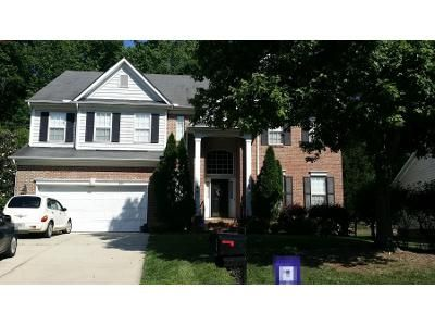 4 Bed 2.5 Bath Preforeclosure Property in Charlotte, NC 28277 - Leitrim Ct
