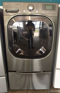 LG Electric Dryer w/ Steam Cycles
