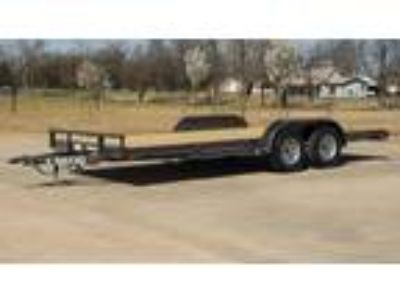 "2019 Maxxd Trailers 20' X 83"" Channel Car Hauler"