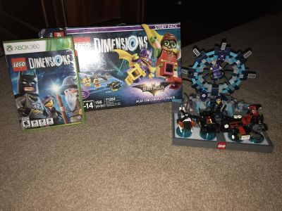 LEGO dimensions for Xbox 360 the LEGO Batman story pack is new