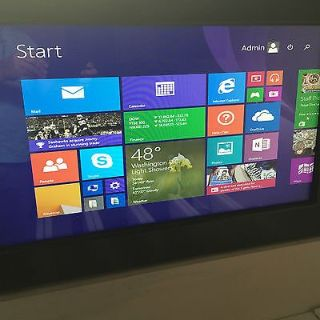 tek panel tp320 32 inch touchscreen windows 10 computer hdtv