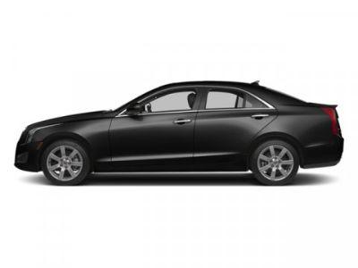 2013 Cadillac ATS 3.6L Luxury (Black Diamond Tricoat)