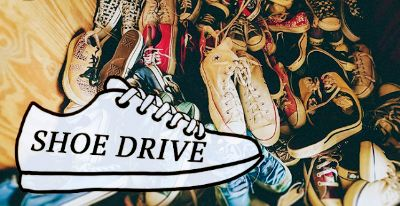 In Search of New & Gently used tennis shoes donations. Men's,women's, children's, toddlers.
