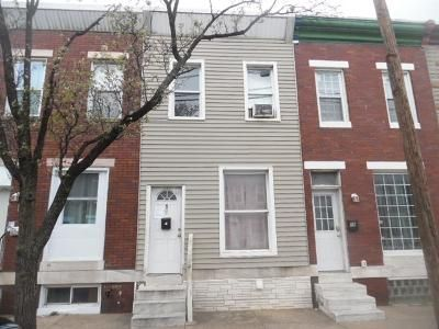 3 Bed 1 Bath Foreclosure Property in Baltimore, MD 21224 - S Kresson St