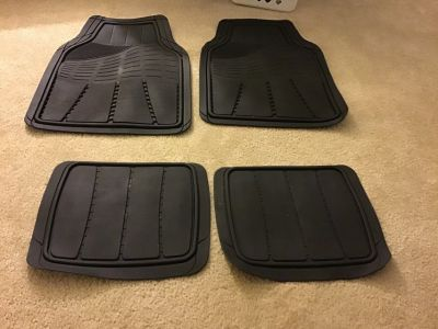 Like New Trim to Fit Car Mats