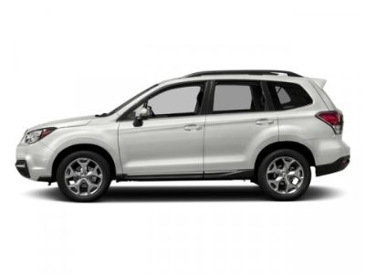 2018 Subaru Forester 2.5i Touring (Crystal White Pearl)