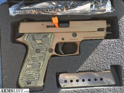 For Sale: Sig P220 Scorpion Elite (like new)