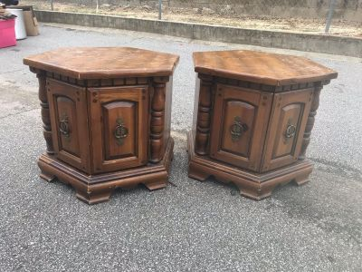 6 sided Tables