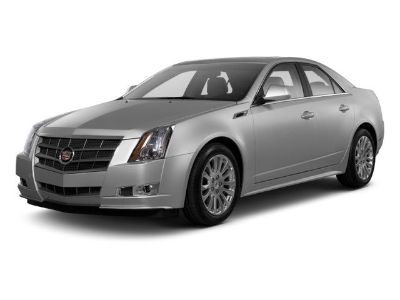 2010 Cadillac CTS 3.0L V6 Luxury (Thunder Gray ChromaFlair)