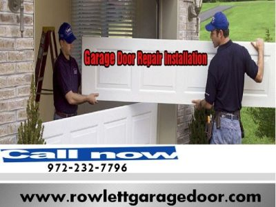 Call 972-232-7796 | A+ Rated Emergency Garage Door Installation Service ($25.95) Rockwall Dallas, 75