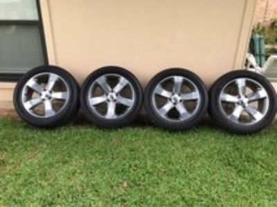 20 Grand Cherokee Wheels and Tires