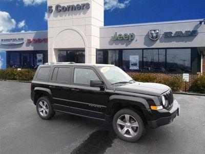 2016 Jeep Patriot Latitude (Black)