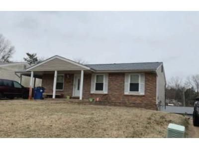 3 Bed 1 Bath Foreclosure Property in Arnold, MO 63010 - Pinebrook Dr