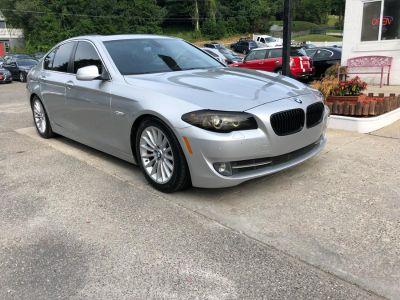 2012 BMW MDX 535i xDrive (Gray)