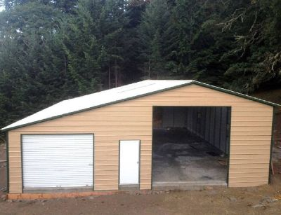 BARNS SHOPS GARAGES CORRAL COVERS CAR PORTS