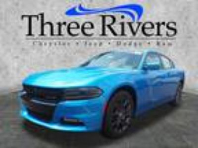 2018 Dodge Charger Blue, new