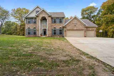133 Shady Creek Lane Foristell Four BR, NEW PRICE!