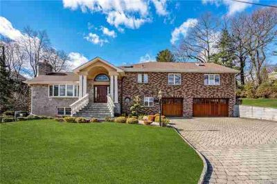 47 Malvern Road Scarsdale Four BR, Impressive stone and brick