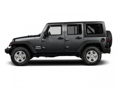 2018 Jeep Wrangler Unlimited Sport (Granite Crystal Metallic Clearcoat)