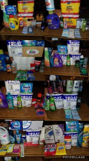 New household bundles Starting at $40 & under & accept major credit cards ECT