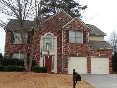 4 Bed 2.5 Bath Preforeclosure Property in Kennesaw, GA 30144 - Pinemist Ln NW