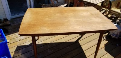 Beautiful mid century Danish dining table