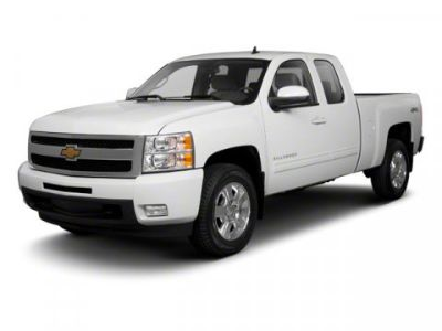 2010 Chevrolet Silverado 1500 LS (Summit White)